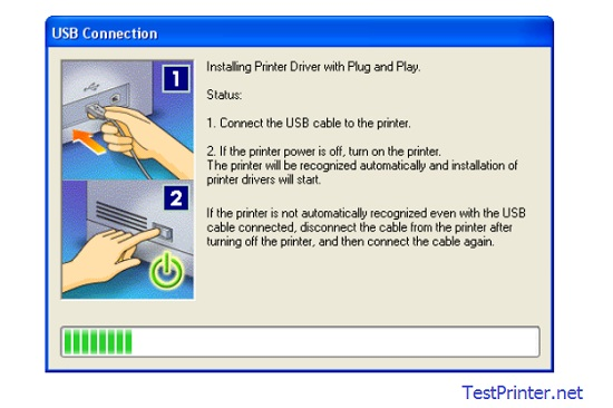 How to install Canon LBP 2900 driver with installation disk